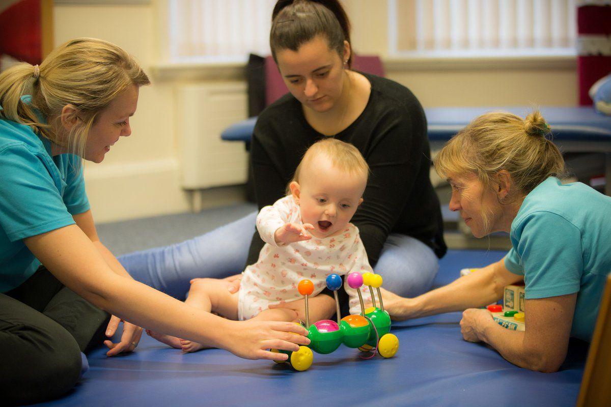 Pediatrik Fizyoterapi Nedir