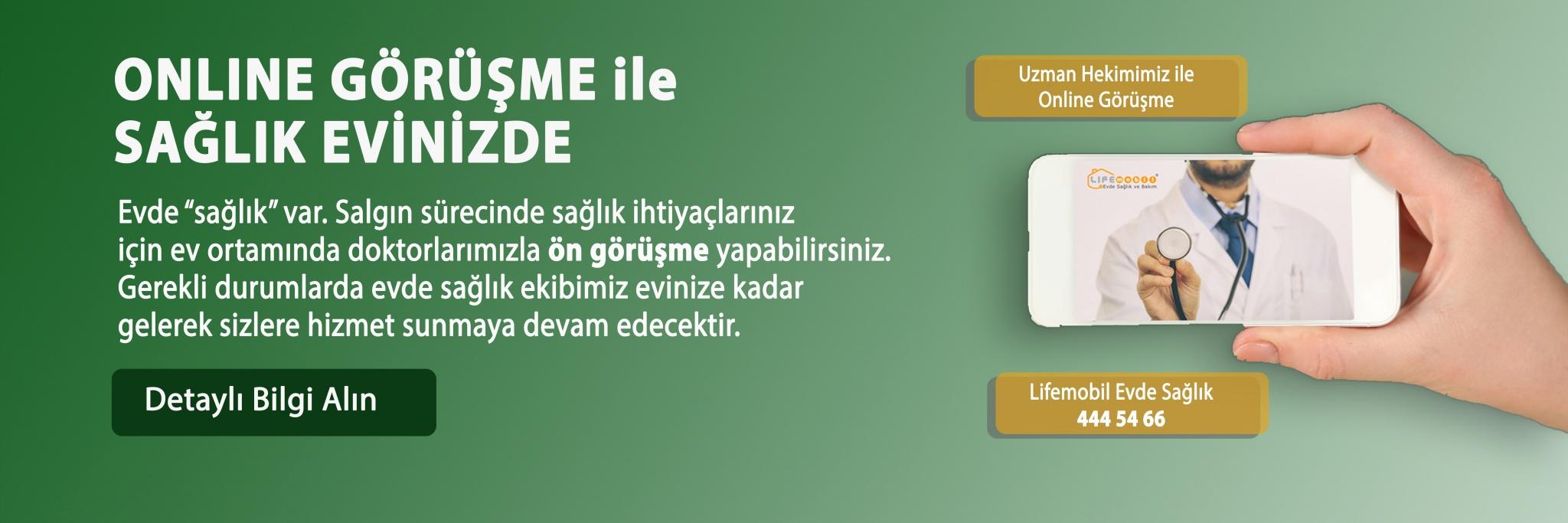 Online Görüşme