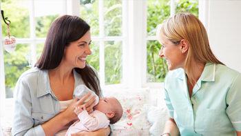 Evde Bebek-Çocuk Hemşireliği